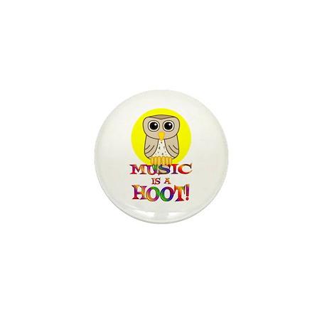 Music Mini Button