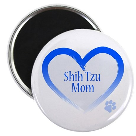 Pug Mom Magnet