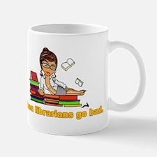Wild Librarian Mug