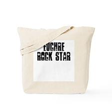 Euchre Rock Star Tote Bag