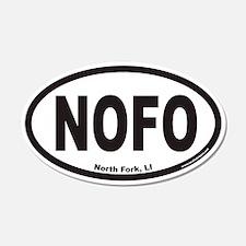 North Fork Long Island NOFO Euro 20x12 Oval Wall P