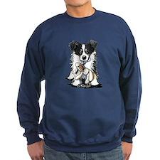 Tri-Color Border Collie Sweatshirt