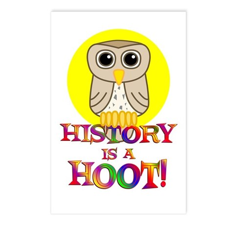 History Postcards (Package of 8)