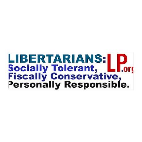 Tolerant & Responsible 36x11 Wall Peel