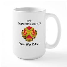 DPW Engineering Services Mug