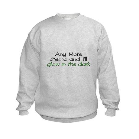 Chemo - Glow in the Dark Kids Sweatshirt