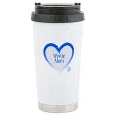 Pug Mom Travel Coffee Mug
