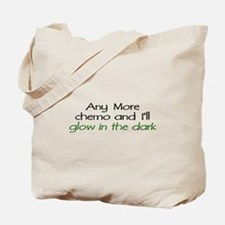 Chemo - Glow in the Dark Tote Bag