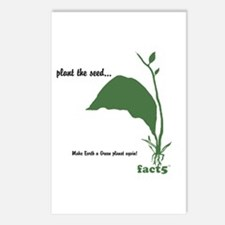 Plant the Seed Postcards (Package of 8)