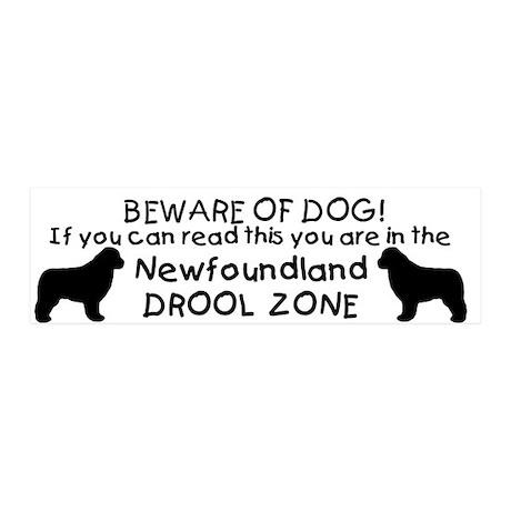 Newfoundland Drool Zone