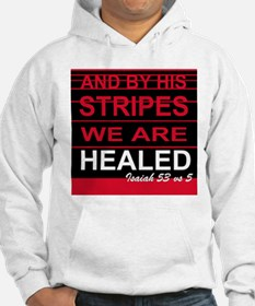 You Are Healed Hoodie (white)