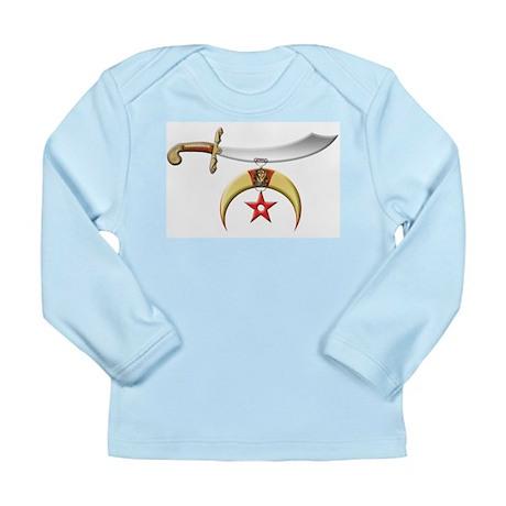 The Shriner Long Sleeve Infant T-Shirt