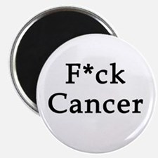 F*ck Cancer Magnet