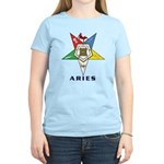 OES Aries Sign Women's Light T-Shirt