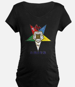 OES Aries Sign T-Shirt