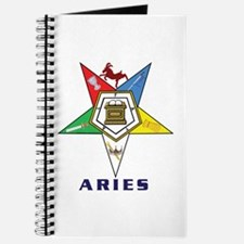 OES Aries Sign Journal