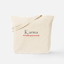Karma1 Tote Bag