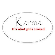 Karma1 Bumper Stickers