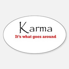 Karma1 Decal