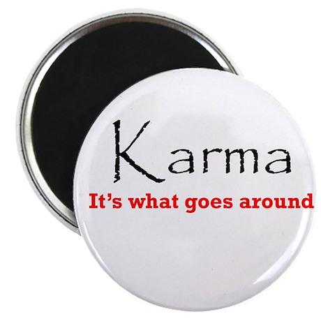 """Karma1 2.25"""" Magnet (100 pack)"""