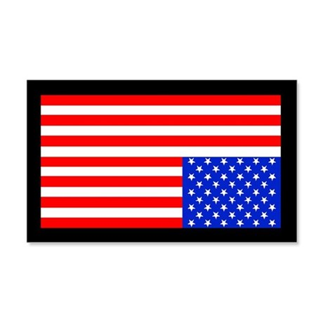 U.S. Flag Dire Distress