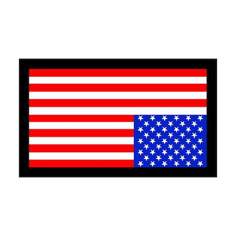 U.S. Flag Dire Distress