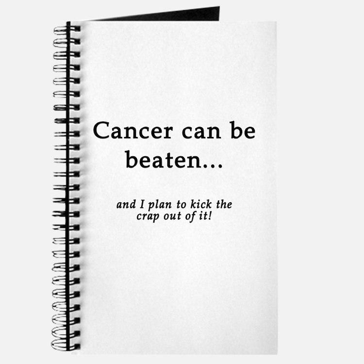 Cancer Can Be Beaten Journal