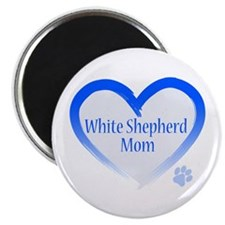 "Pug Mom 2.25"" Magnet (10 pack)"