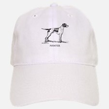 Pointer Baseball Baseball Cap