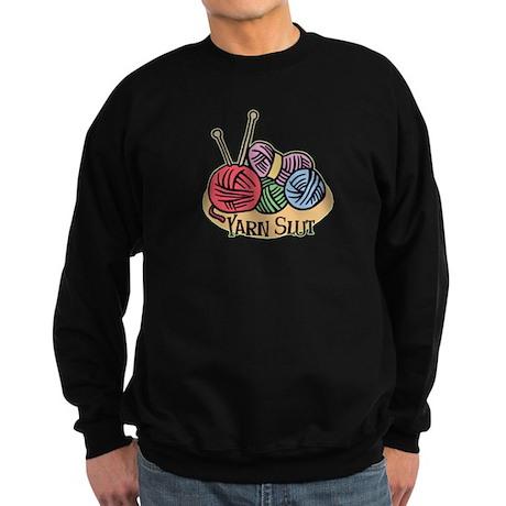 Yarn Slut Sweatshirt (dark)