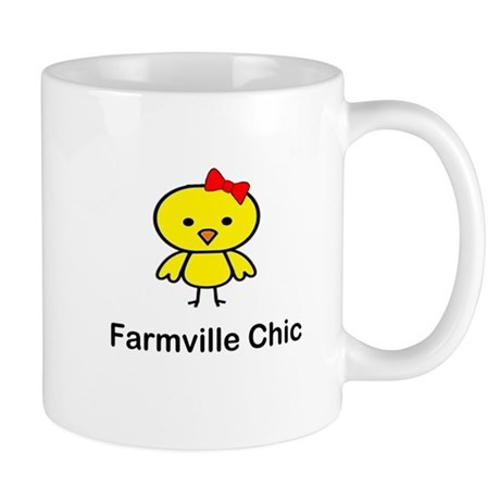 Farmville Chic Mug