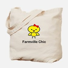 Farmville Chic Tote Bag