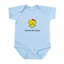 Farmville Chic Infant Bodysuit