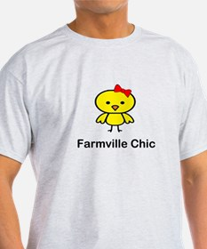 Farmville Chic T-Shirt