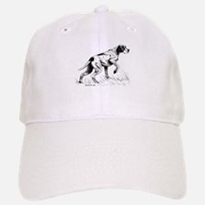 Pointer Baseball Baseball Cap