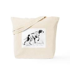 Pointer Tote Bag