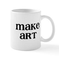 Make Art Mug
