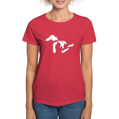 Michigan Women's Dark T-Shirt