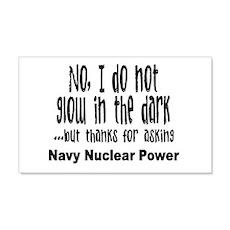 Navy Nuclear Power 20x12 Wall Peel