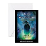 Alex Van Helsing Greeting Cards (Pk of 20)