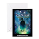Alex Van Helsing Greeting Card