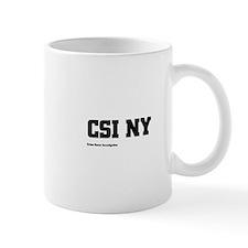 CSI NY Mug