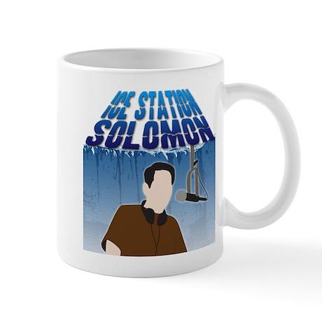 Ice Station Solomon Mug