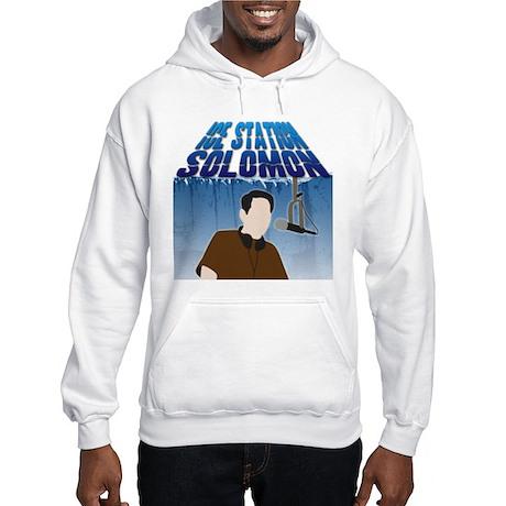 Ice Station Solomon Hooded Sweatshirt