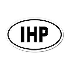 IHP 20x12 Oval Wall Peel