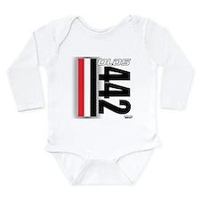 Oldsmobile 442 Long Sleeve Infant Bodysuit