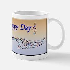 Cute Oh happy day Mug