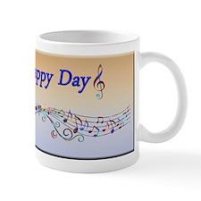 Cute Funny music cups Mug