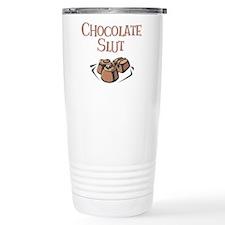 Chocolate Slut Travel Mug