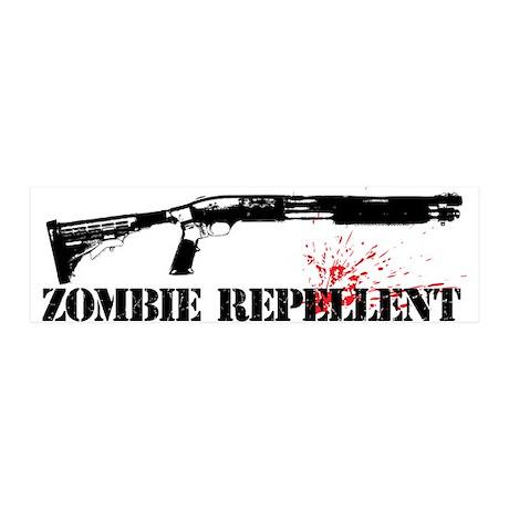 Zombie Repellent 20x6 Wall Peel